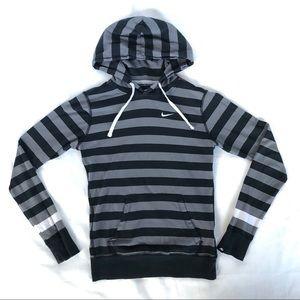 Nike Striped Sweatshirt